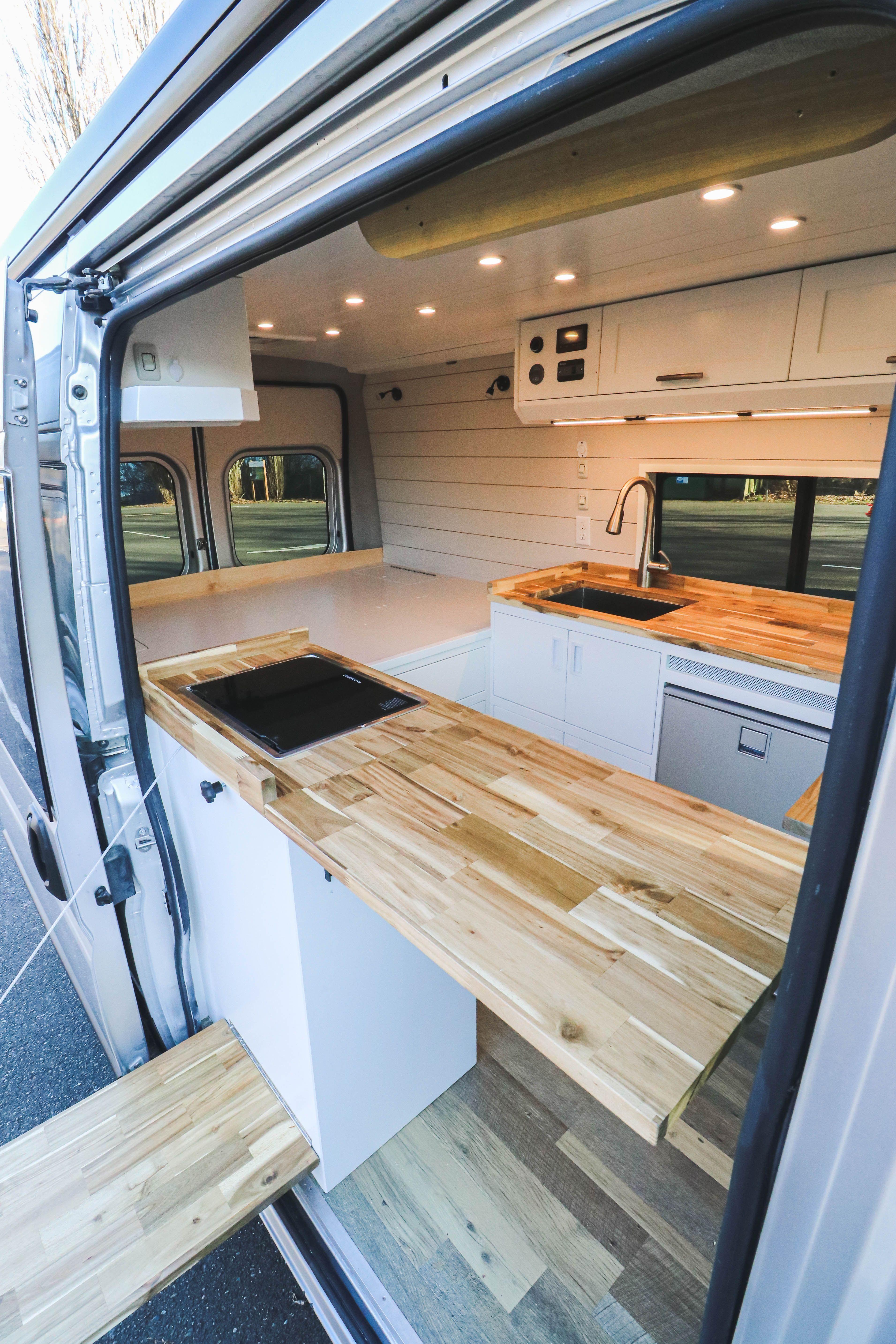 Chongo In 2020 Van Living Camper Interior Van Life