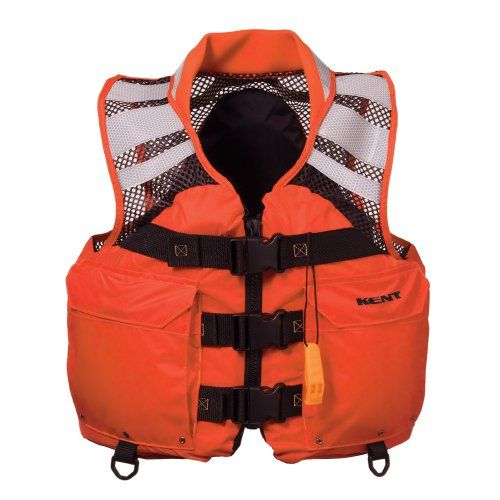 Kent Mesh Search and Rescue SAR Commercial Vest  Large ** To view further for this item, visit the image link.Note:It is affiliate link to Amazon.