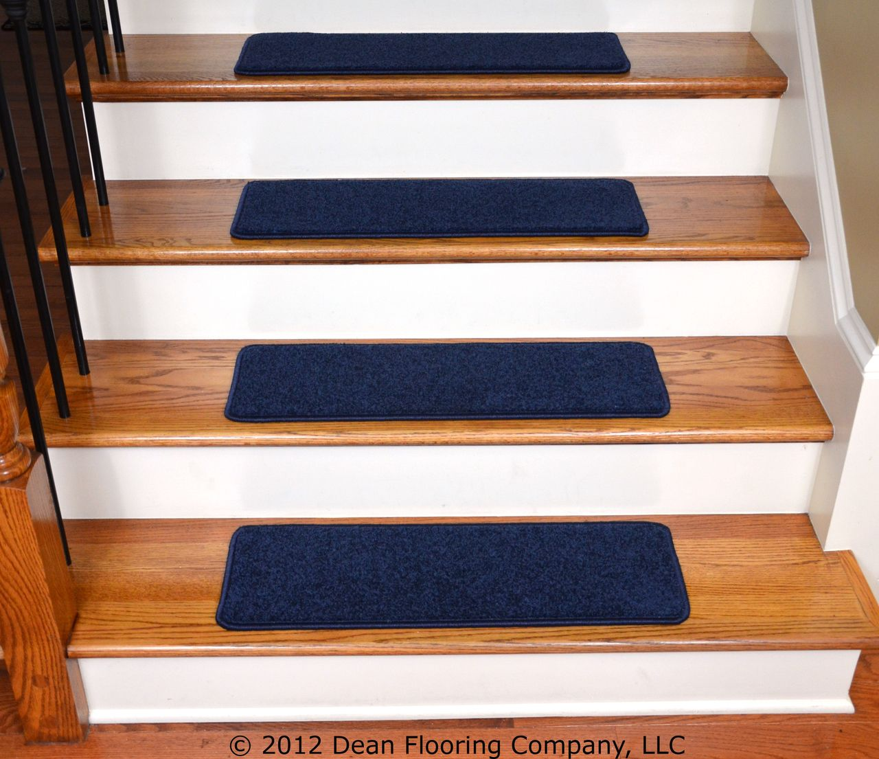 Best Dean Non Slip Tape Free Pet Friendly Stair Gripper Diy Carpet Stair Treads Rugs 27 X 9 15 400 x 300