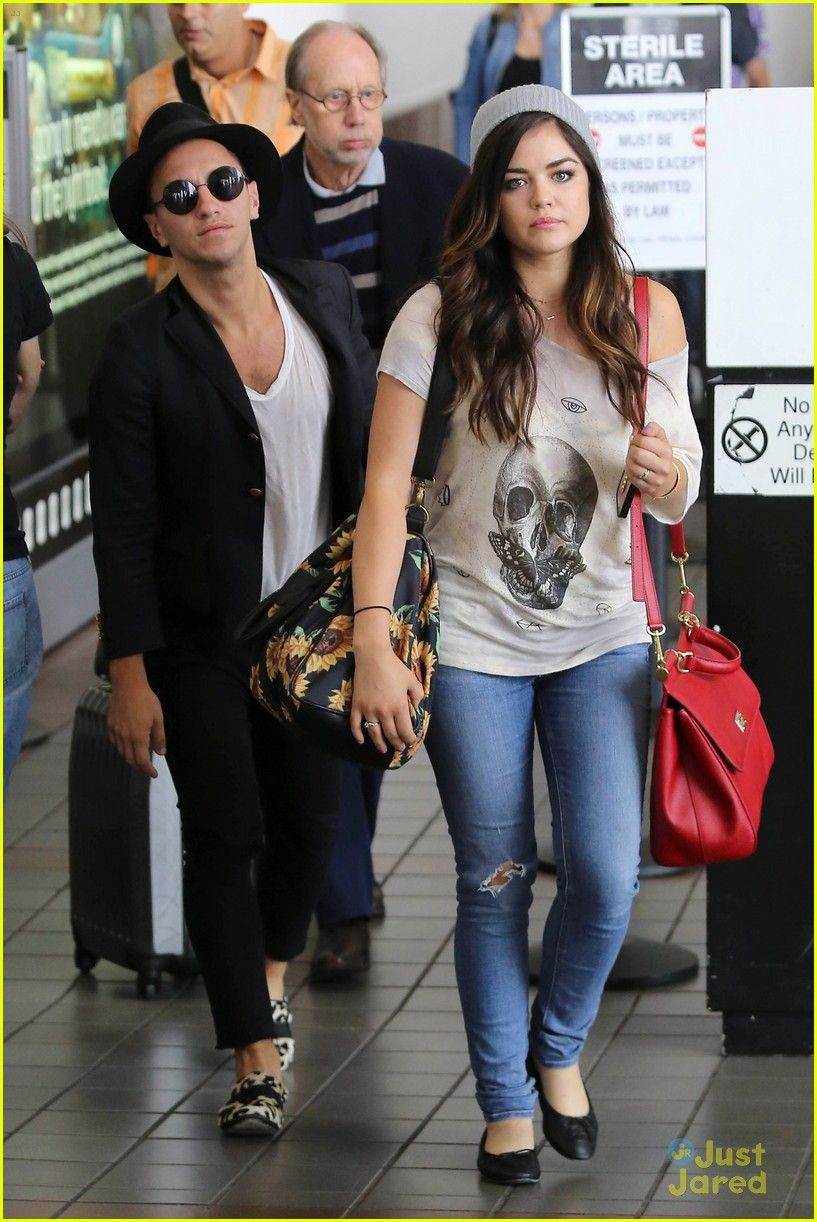 Lucy Hale: casual and cute | Pretty Little Liars | Lucy ...