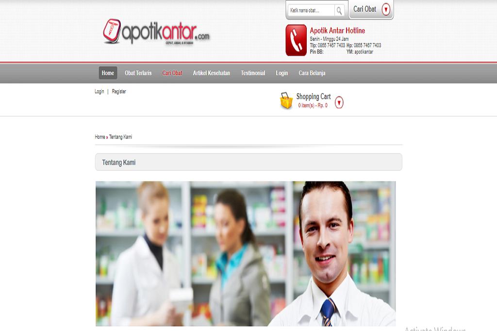 Terima Obat Sesuai Resep Dokter Dengan Mudah Melalui Aplikasi Apotik Antar Dunia Fintech Resep Dokter Dokter Dunia
