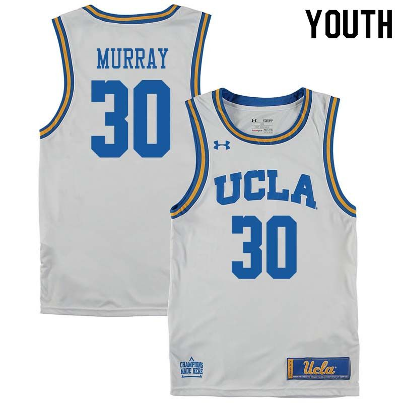 buy popular 652a6 52e02 Youth #30 Tracy Murray UCLA Bruins College Basketball ...