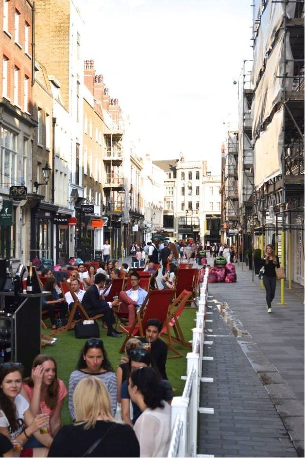 pimms pop up covent garden - Google Search