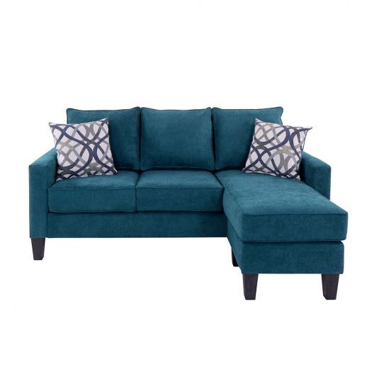 Amazing Virgo Turquoise Sofa Chaise In 2019 Products Chaise Sofa Gmtry Best Dining Table And Chair Ideas Images Gmtryco