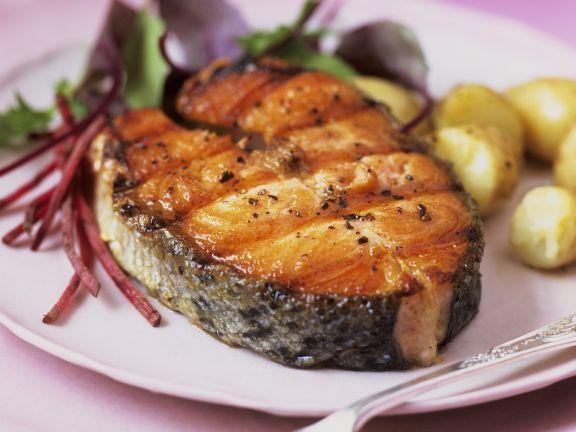 die besten 25 lachssteak grillen ideen auf pinterest gegrilltes steak gegrillte steak. Black Bedroom Furniture Sets. Home Design Ideas