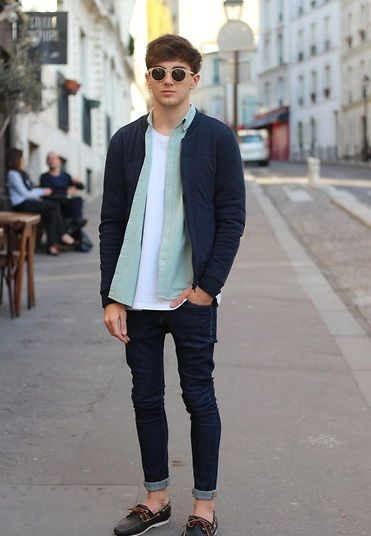 Can you roll up skinny jeans?