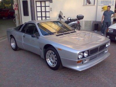 1980 lancia beta montecarlo replica 037   lancia   pinterest   cars