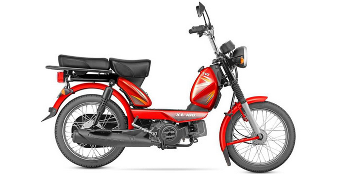 Tvs Lx 100 Bike Vehicles Ebike
