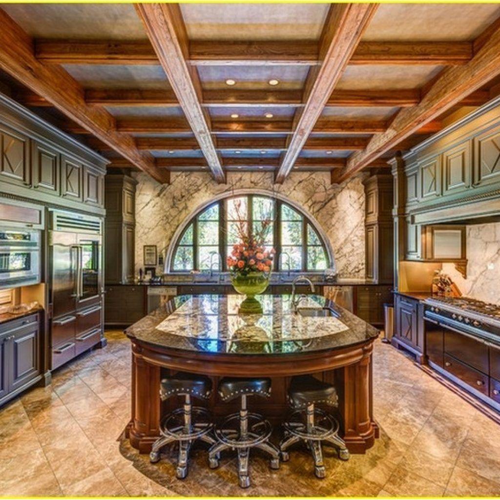 100 Kitchen Designs Luxury Homes With Images Luxury Kitchen