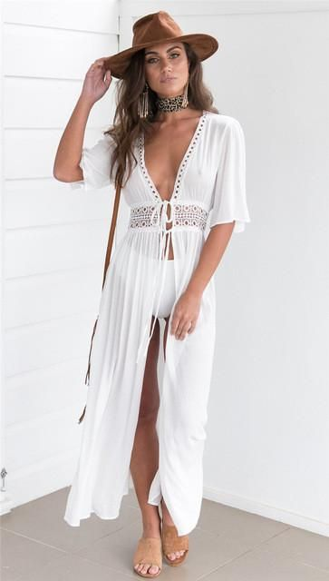 9219b5ee86a8 Bohemian Long Dresses Womens Summer Beach | Products | Maxi dress ...