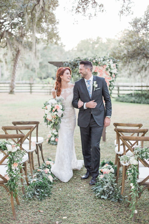 Southern Garden Chic Wedding Inspiration