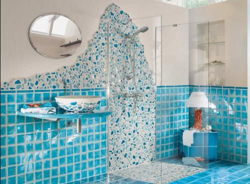 Vietri ceramiche ba os pinterest bathroom bathroom design luxury e bath - Piastrelle di vietri ...