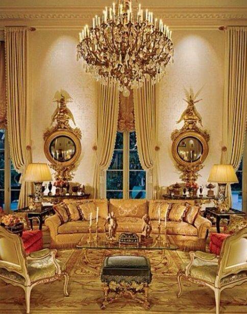 Symmetrical Balance | Elegant home decor, Room design ...