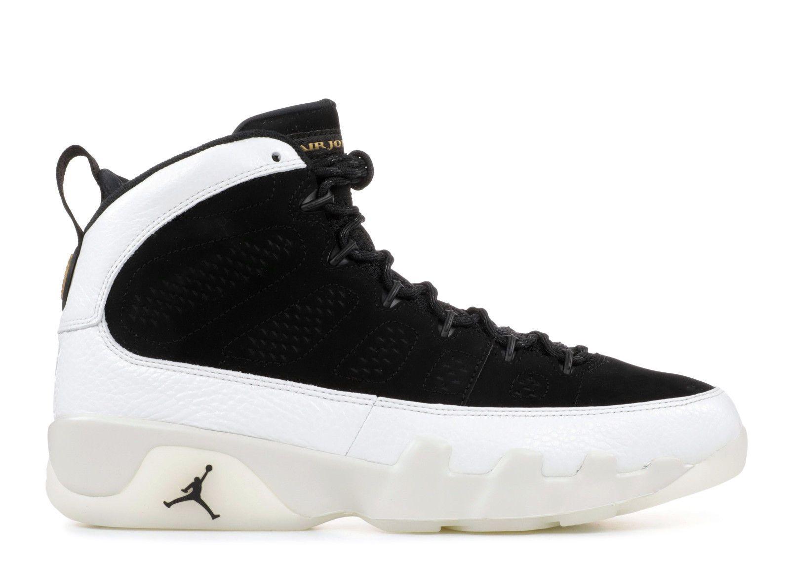 2018 Air Jordan certificate IX On sale White/Black 302370 021
