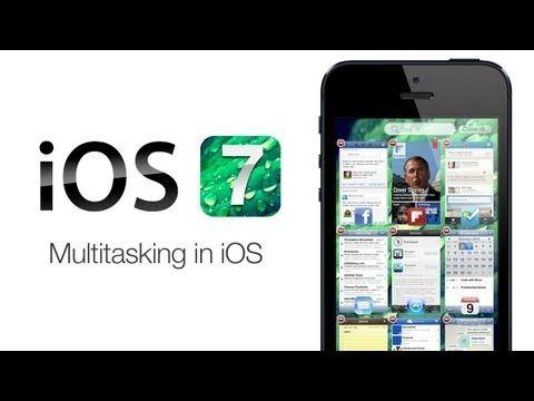 iOS 7 Multitasking Video - http://apfeleimer.de/2013/05/ios-7-multitasking-video