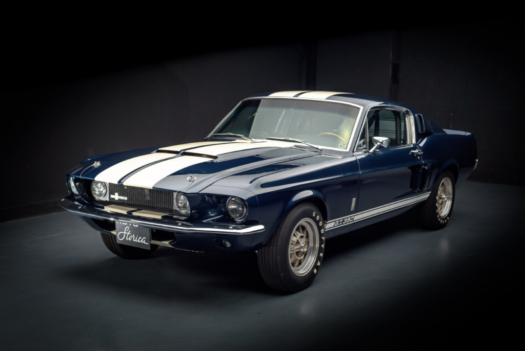 1967 Ford Mustang Shelby Gt 500 Pictures Photo Gallery Car And