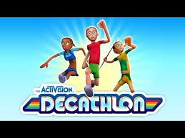 The Activision Decathlon Android Game Description The Activision
