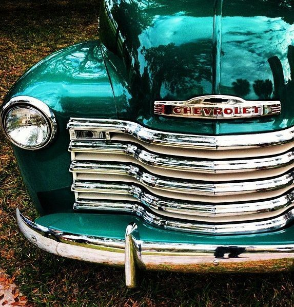 Nice Chevrolet 2017: Classic Chevy in sparkling blue green Look no further Armor…