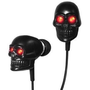 b9687ca9a0e Amazing Earphones | Share Your Craft | Skull, Skull fashion, Skull ...