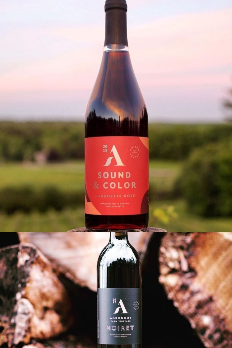 Labels We Love Agronomy Farm Vineyard In 2020 Agronomy Farm Vineyard