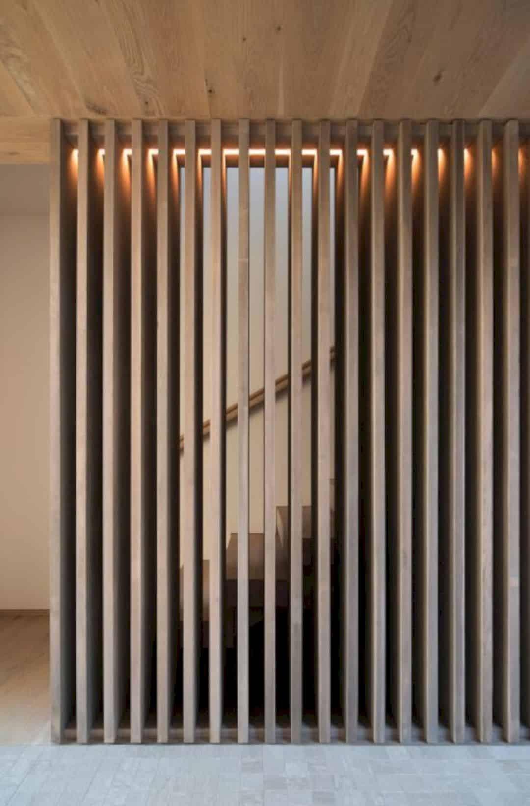 Bent Wood Stairwell Design Modern Interior Interior Design Urban Interiors