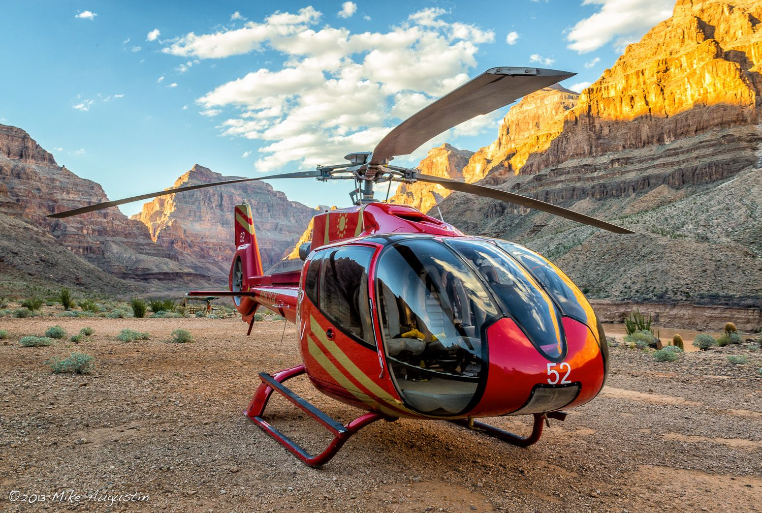 Golden Eagle Helicopter Tour