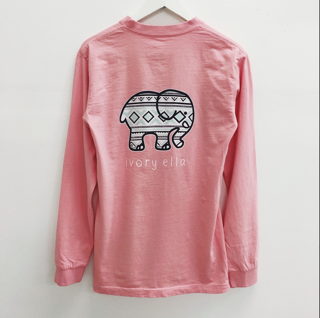 ee2401d639b3b4 Our Pocketed Rose Quartz Tribal Print is now available   http   ivoryella.