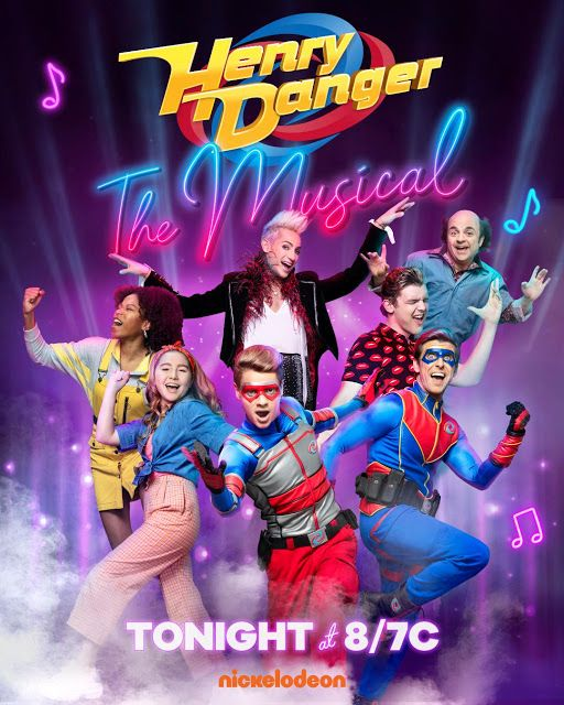 Photo of Nickelodeon UK to Air 'Henry Danger The Musical Singalong' on Monday 17th February 2020