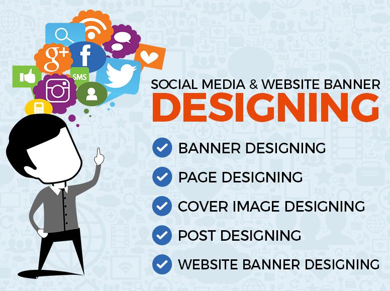 Get a professional social media design online for