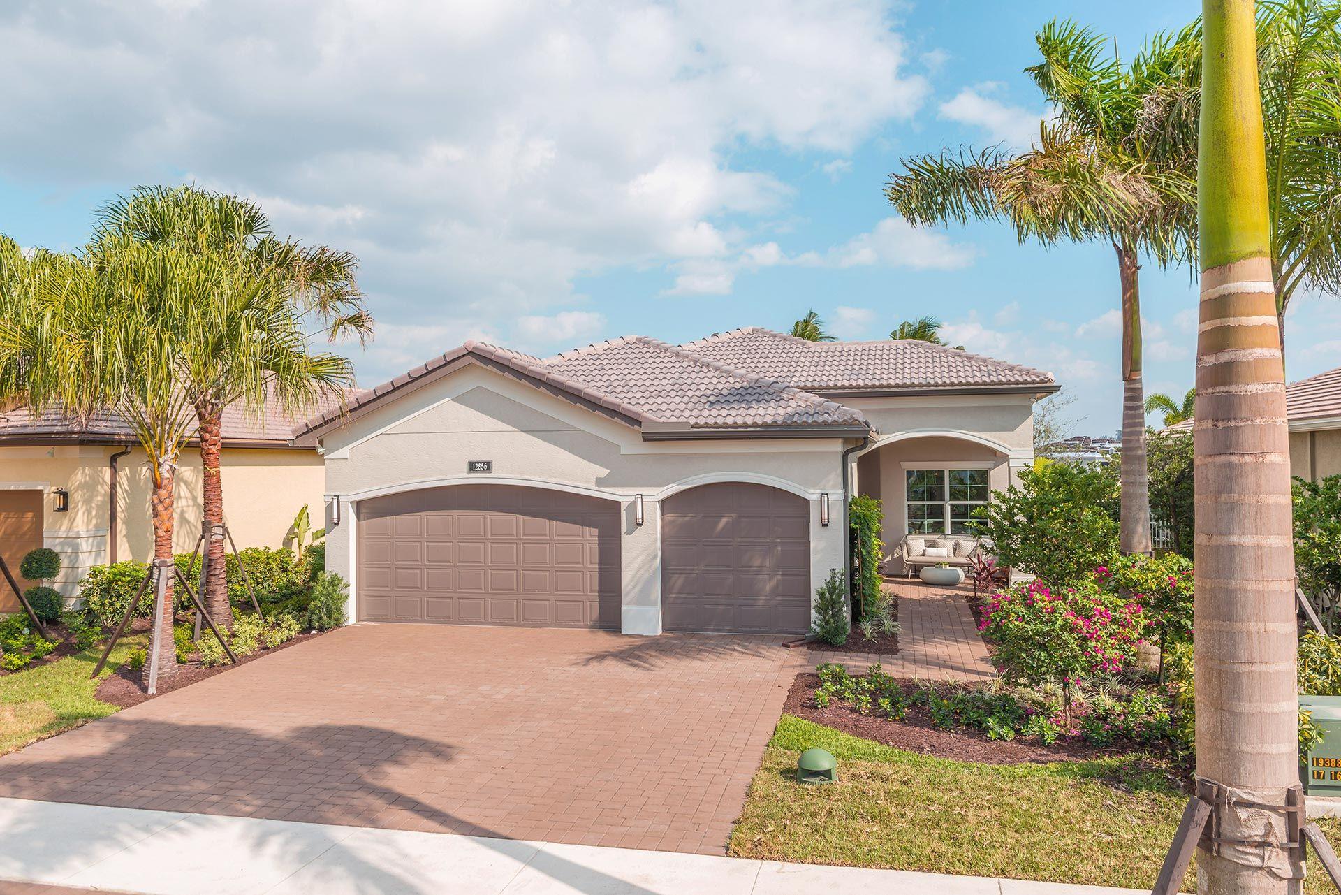 The Cabernet Plan In The Signature Collection At Valencia Bay In Boynton Beach Florida Florida Florida Real Estate Boynton Beach Florida Window Installation