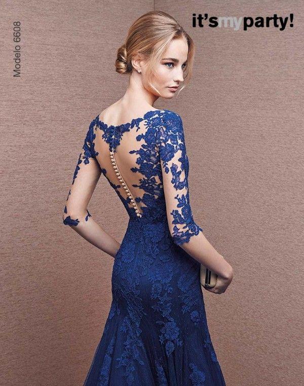 Vestido-fiesta-Its-my-Party-6608-C-600x761.jpg (600×761) | vestido de madrina | Pinterest | Vestido de madrina y Vestiditos