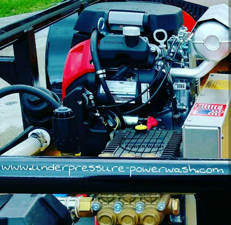 Pin By Under Pressure Power Wash Llc On Under Pressure