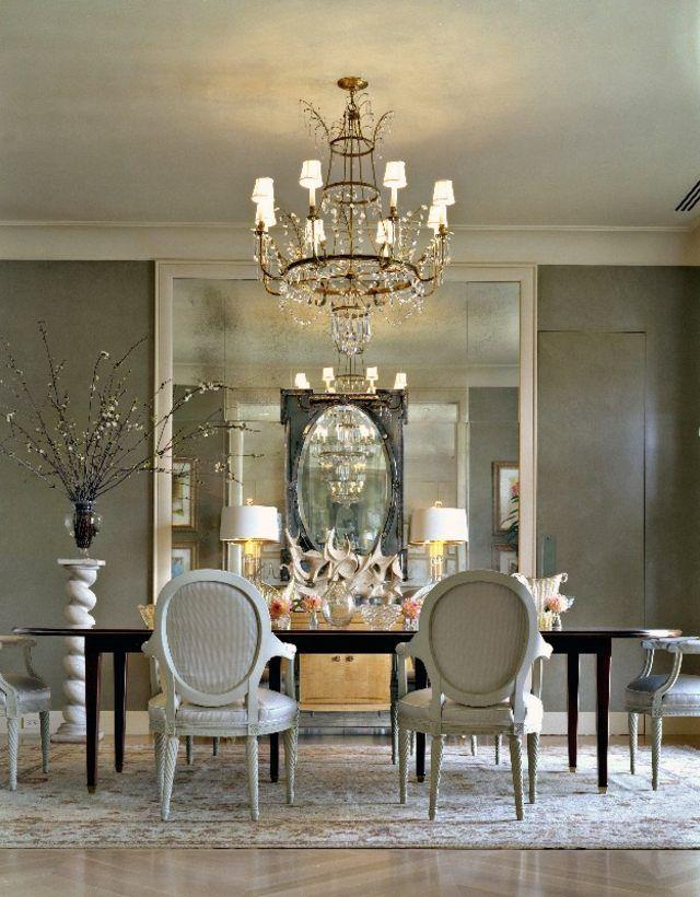 Miroir Pour Salle A Manger | Idées Décoration Intérieure