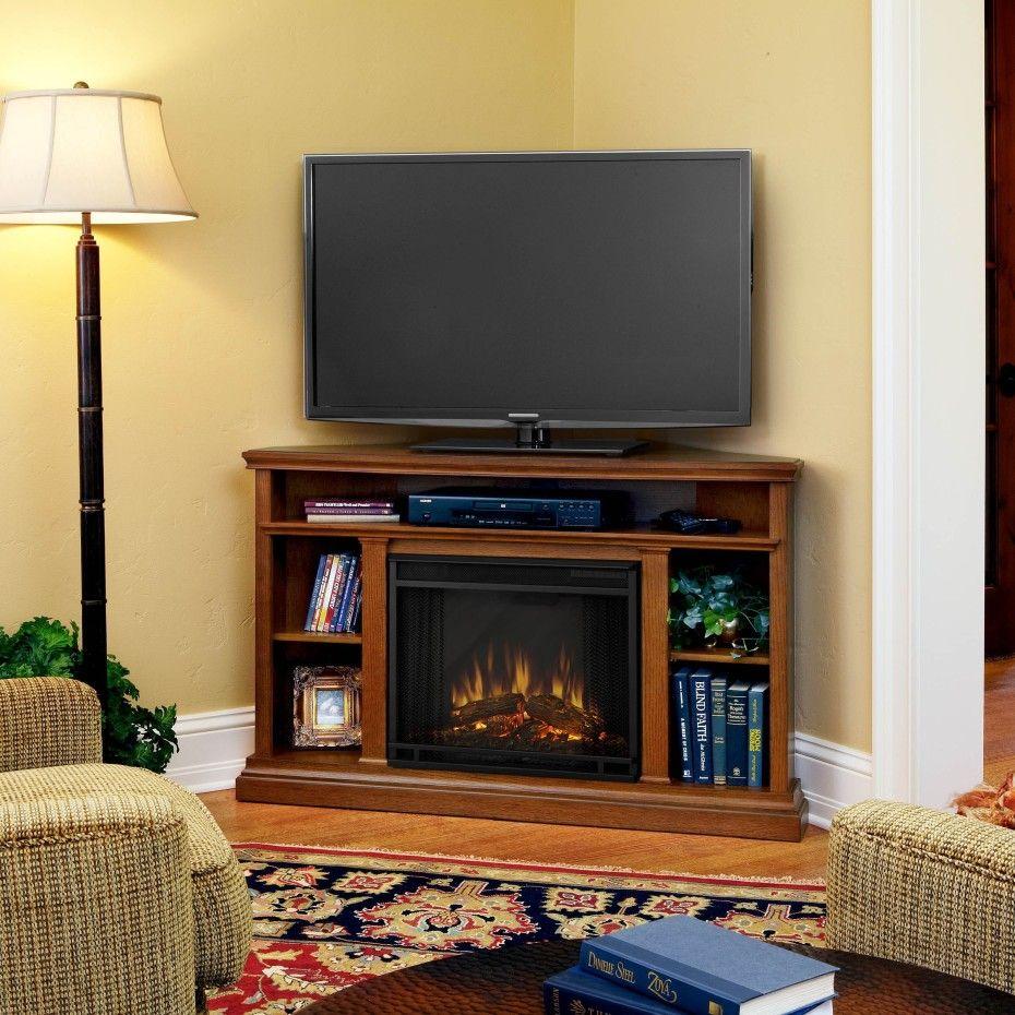Corner Tv Storage Glorious Brown Polished Corner How Mount