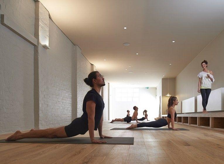 One Hot Yoga - Melbourne | Hot yoga studio, Yoga studio ...