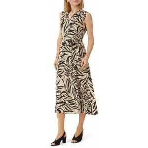 Shelly Midi Dress – Black – Hobbs Dresses