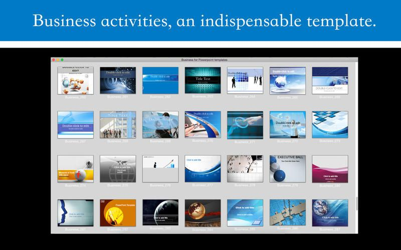 Mac app business for powerpoint templates 4 now free mac app business for powerpoint templates 4 now free toneelgroepblik Image collections