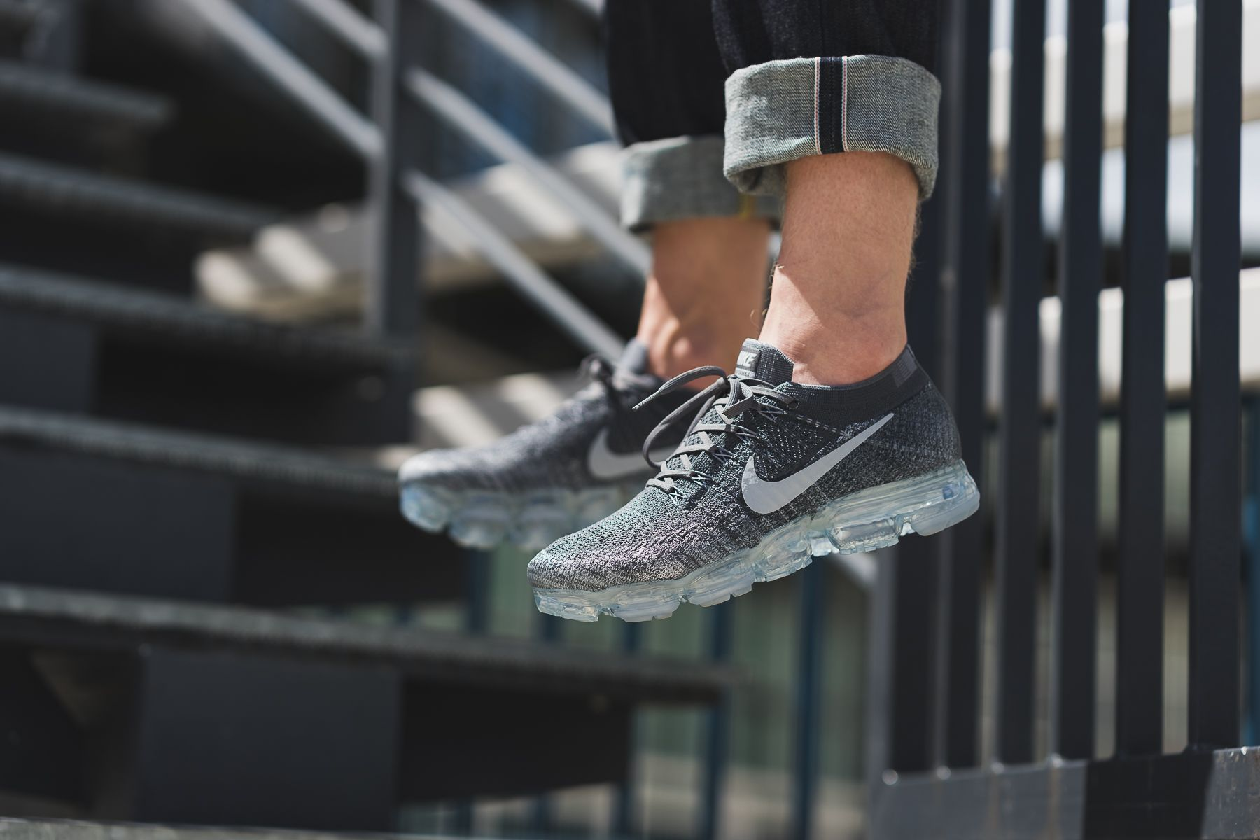 Nike Air VaporMax Flyknit | new colourways | Sneakers mode