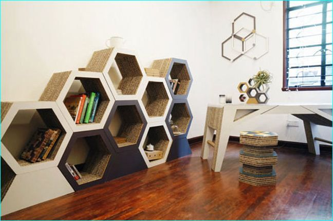 20 Most Creative Bookshelves Designs Ever