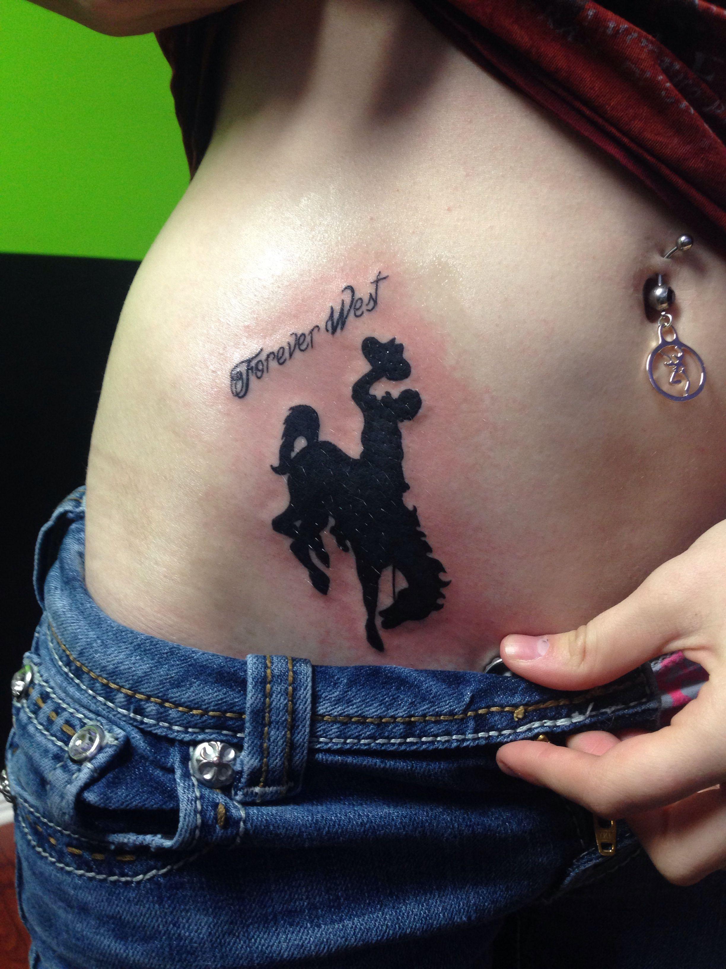 bucking horse tattoo tattoos pinterest horse tattoo and rh pinterest com Bucking Horse with Wings Tattoo bucking horse tattoo designs