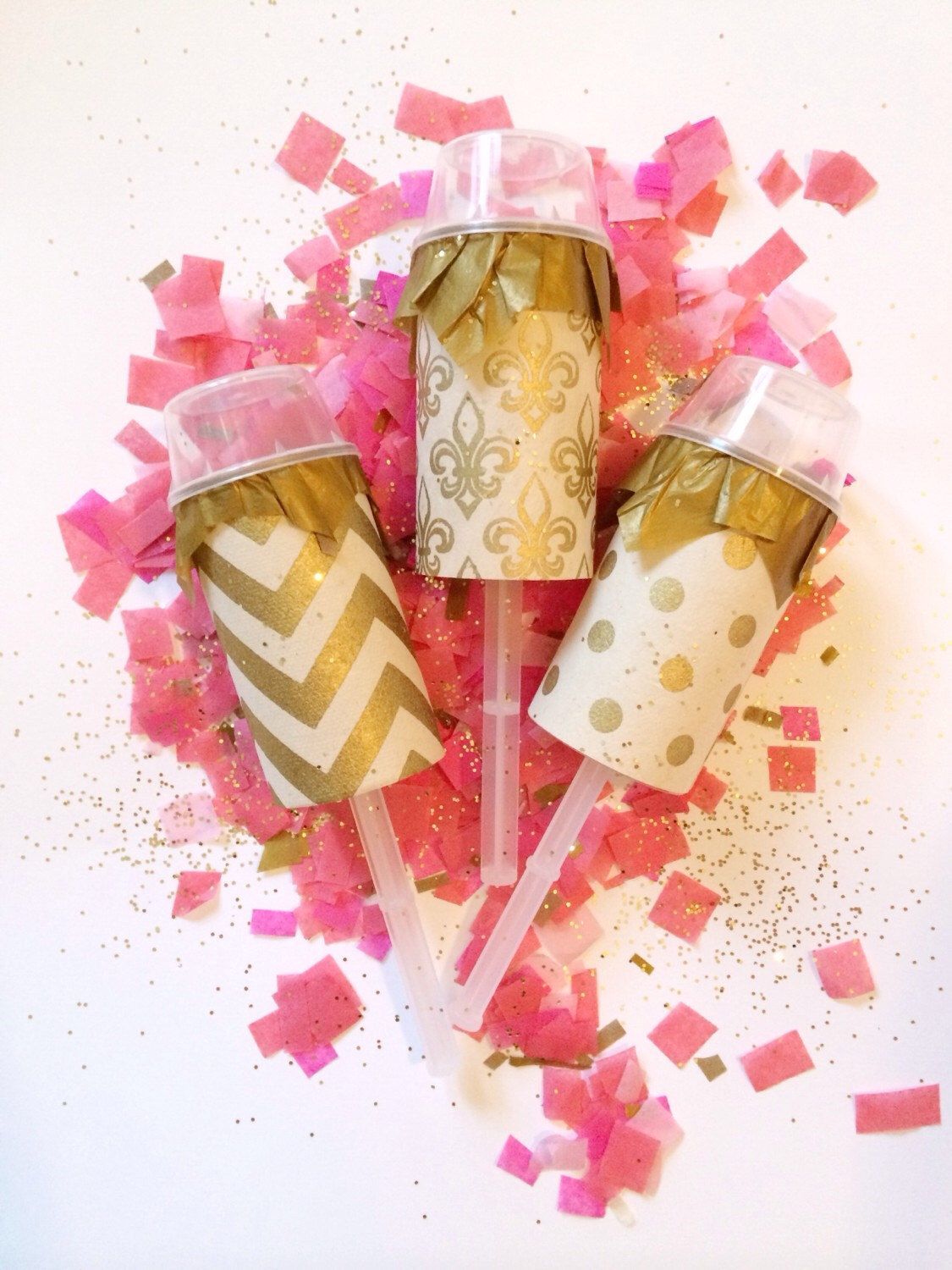 Confetti Push Pop: Will you be in my House Party? by PosieProject on ...