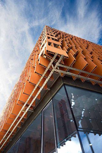 Edificio de vivero de empresas en toledo buscar con for Empresas de arquitectura