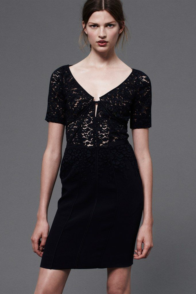 J. Mendel Resort 2013 Fashion Show