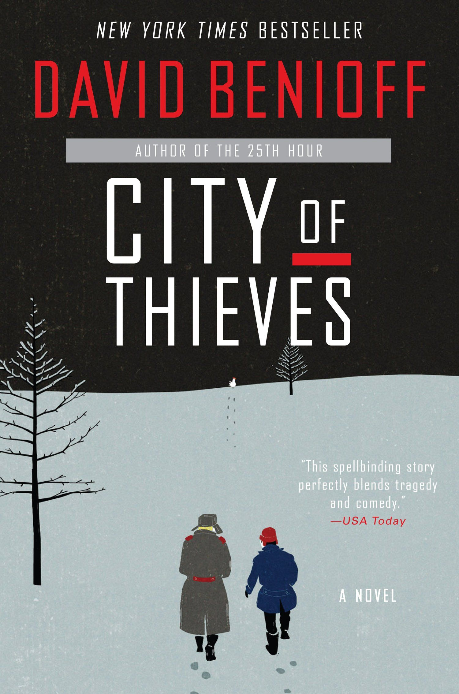 City Of Thieves A Novel David Benioff 9780452295292 Amazon Com Books Good Books Books To Read Life Changing Books