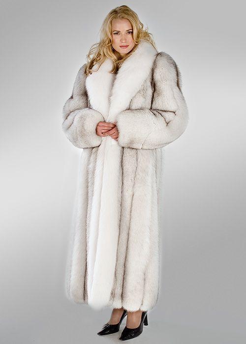 Fur Coats Women Coat Fox, White Fox Fur Coat Collar