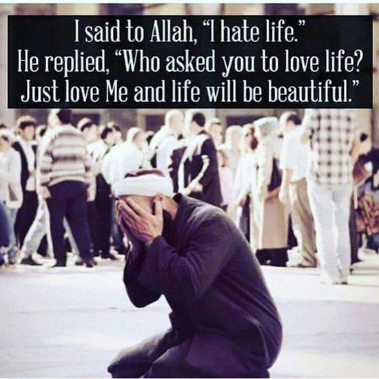beautiful islamic quotes about life