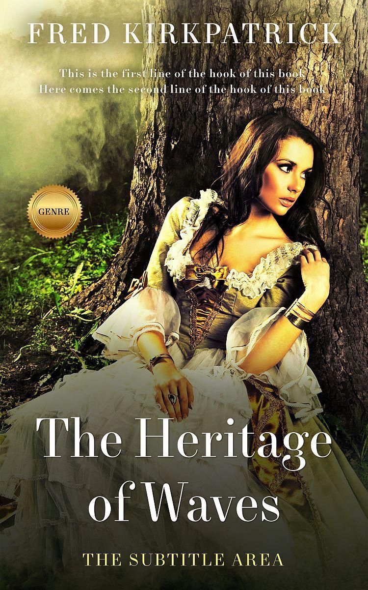 Birch new fiction romance premade book cover birch new