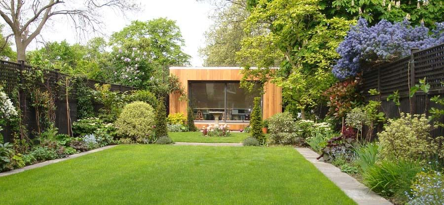 elegant garden south east london garden design london bamboo landscaping - Garden Design London