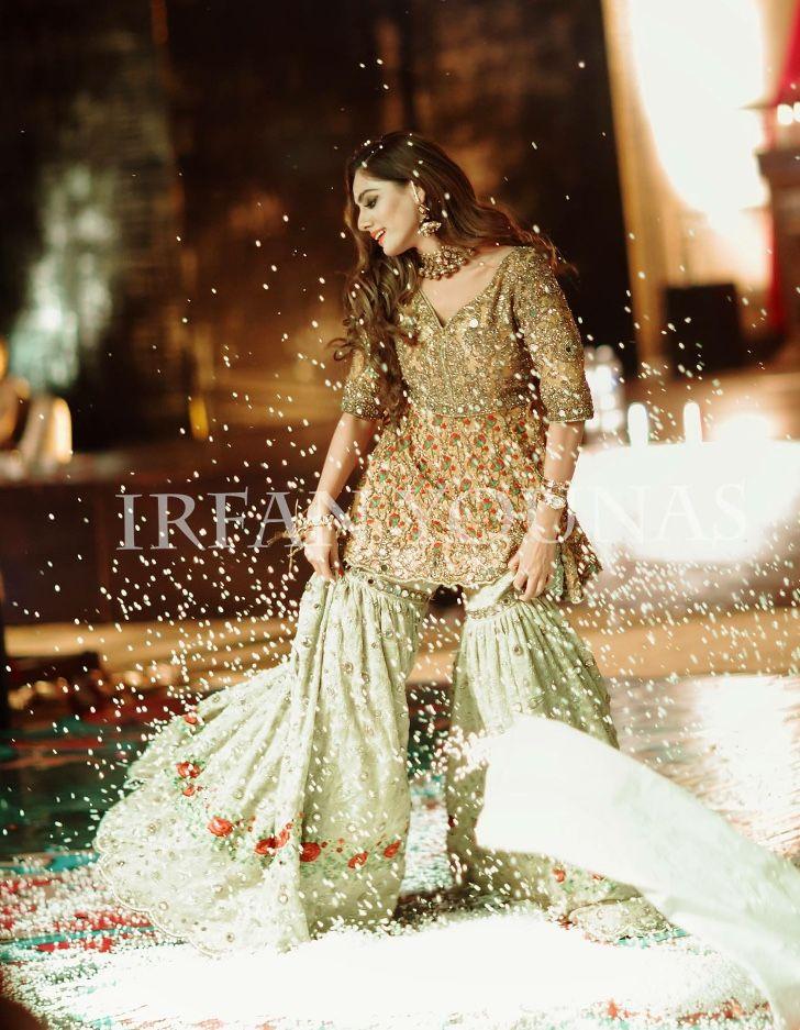 Sharara suit osm Bridal dresses, Bridal, Wedding dresses