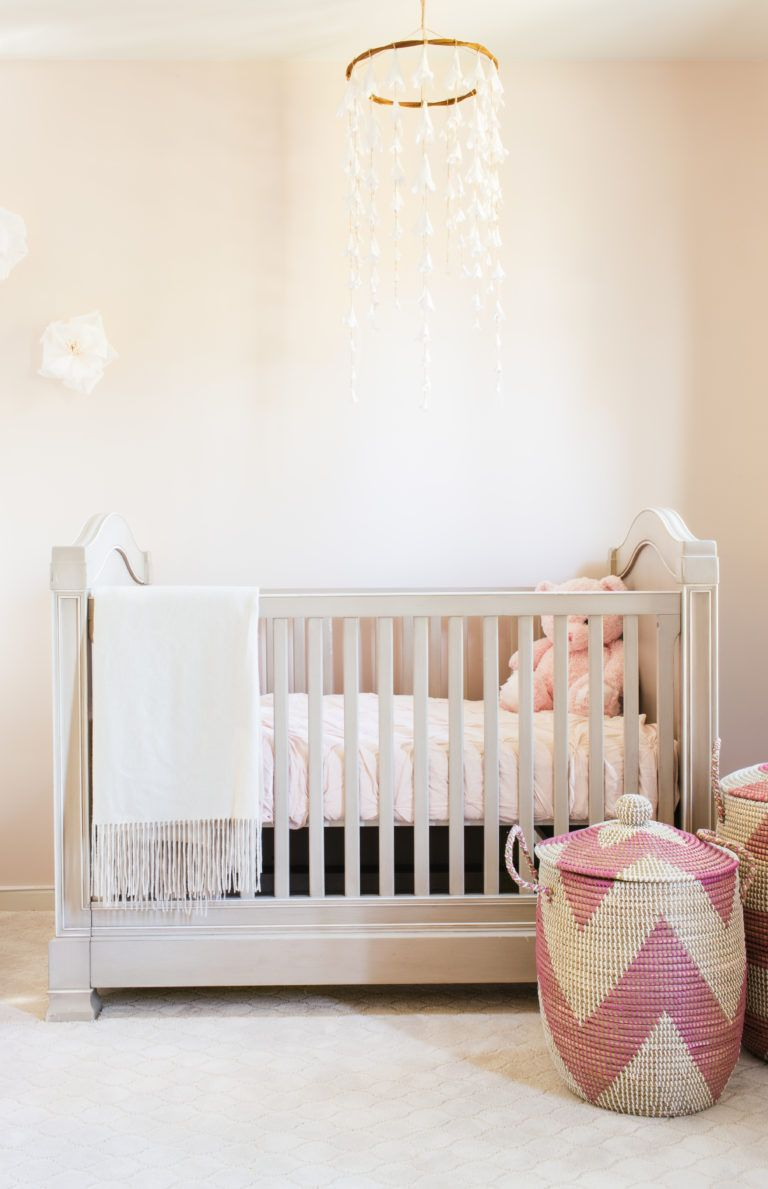 Nursery Themes For Girls A Petal Pink Nursery For Summertime Arrival Nursery Ideas
